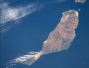 Plano de la Isla de Fuerteventura